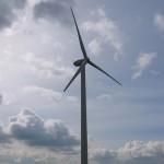 Sistem eolian cu generator orizontal 1 kw