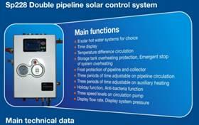 Sistem Solar Confort 1000 litri